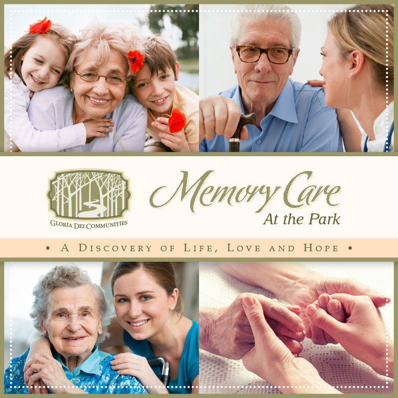 Click the link here to download our brochure for Memory Care at the Park.