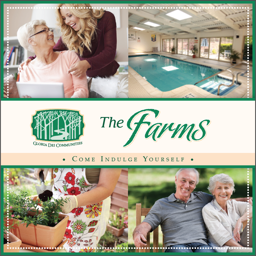 If you'd like to learn more about our Farms community, you may download the brochure here.